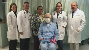 A Story of Hope: San Diego man survived coronavirus against all odds