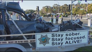 'It's not safe'   North County teens want to stop you from driving drunk or high