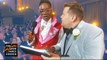 Tony Awards Bonus: Billy Porter Crushes Broadway Karaoke