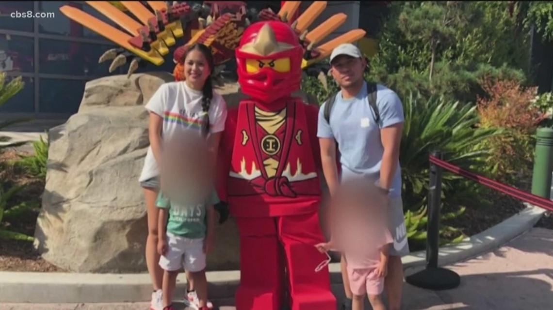 Man arrested after allegedly creeping on women in Legoland locker room