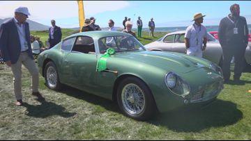 San Diegans in Monterey for Car Week