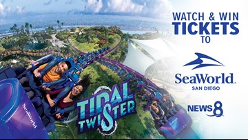 Celebrate summer at SeaWorld! Here's how to win tickets.