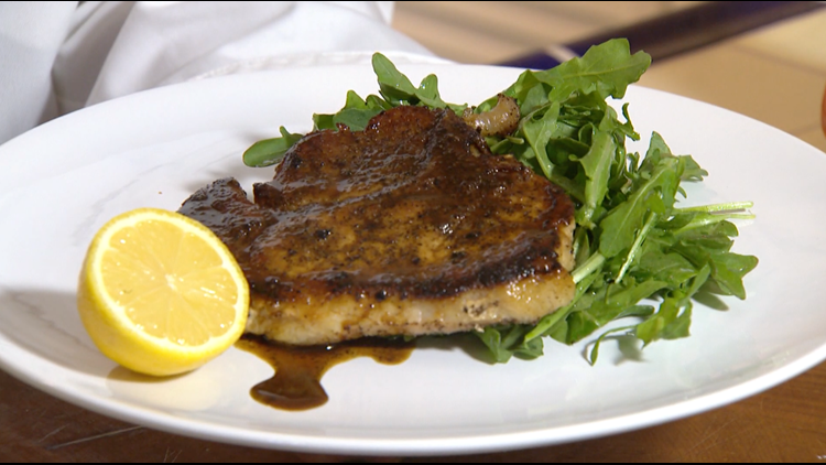 Cooking with Styles: The perfect pork chop