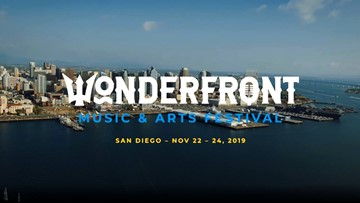 How to get to, from and around San Diego's Wonderfront Festival