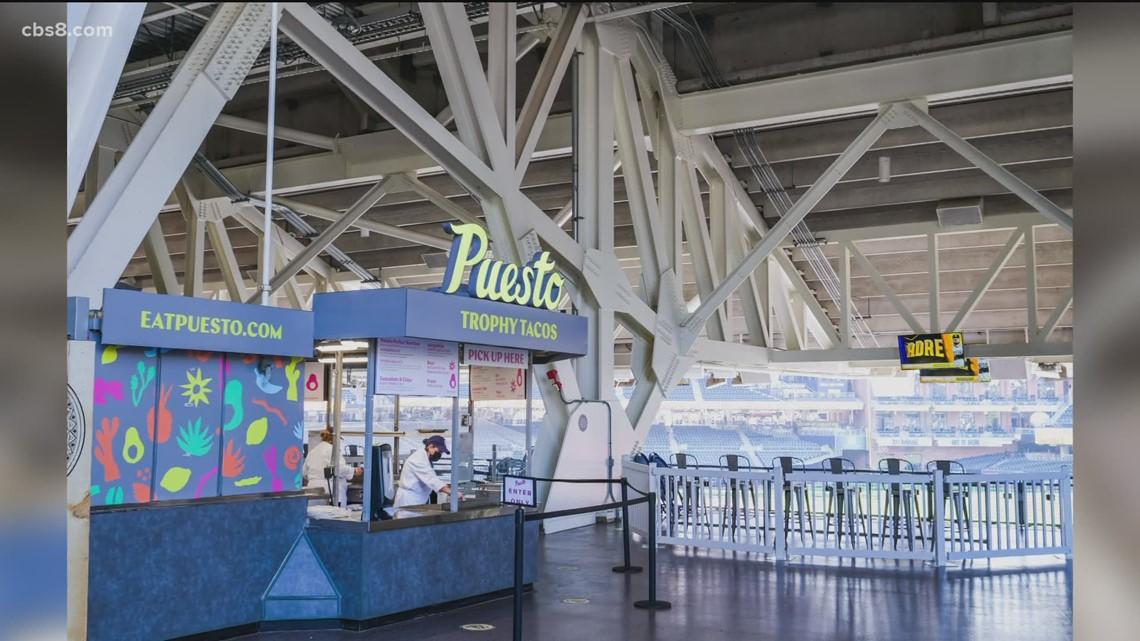 Puesto bringing their tasty tacos to Petco Park