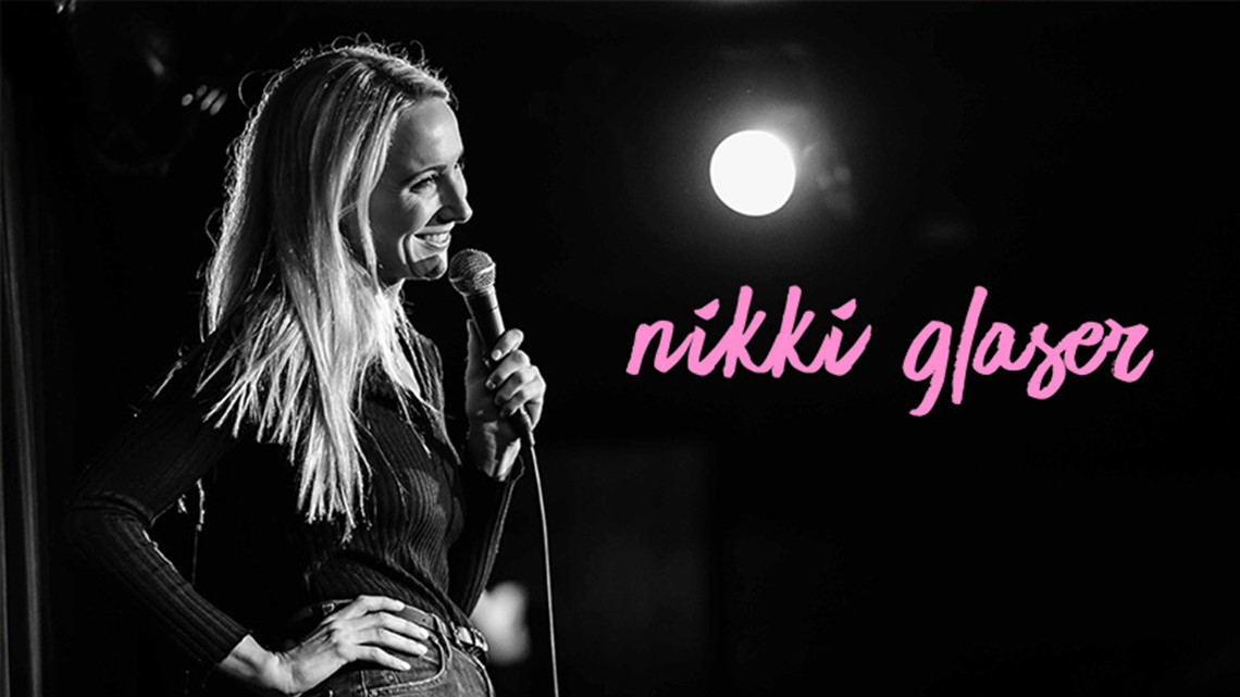 See Nikki Glaser this weekend at American Comedy Co. in Gaslamp San Diego