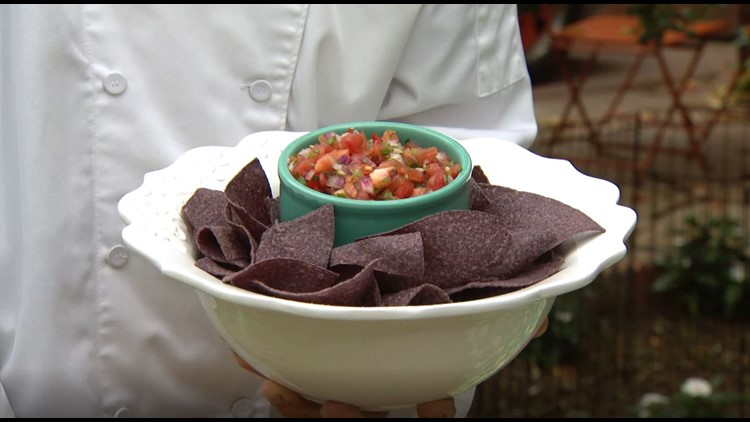 Cooking with Styles: Basic salsa