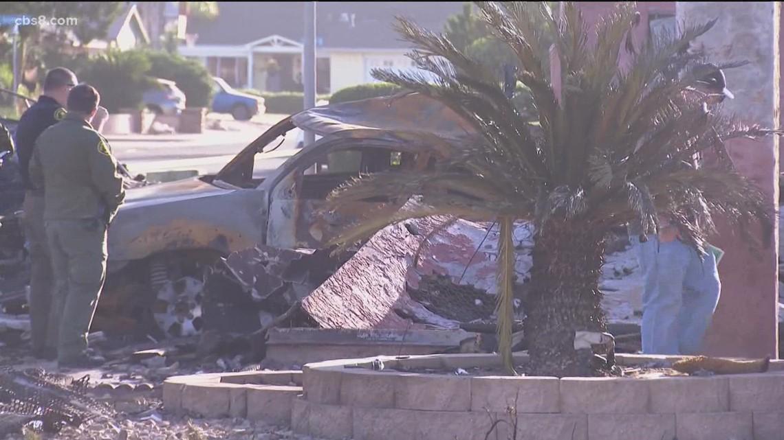 Santee neighborhood looks to rebuild as investigation begins into deadly plane crash