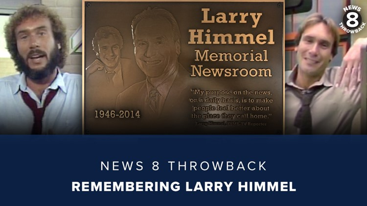News 8 Throwback: Remembering Larry Himmel