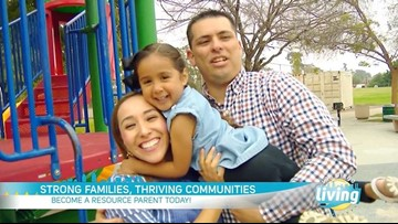 How you can help heal and reunite families. Become a Resource Parent today!