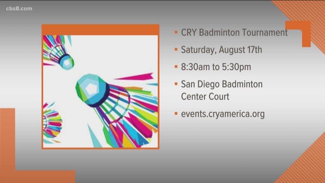 Badminton Tournament helps underprivileged children