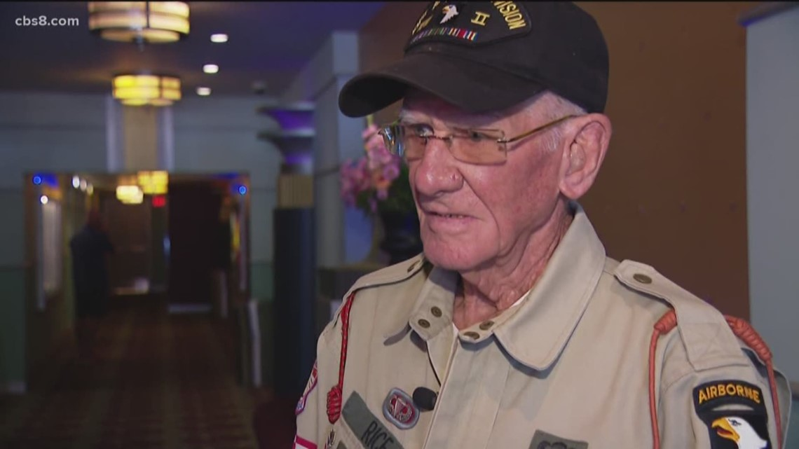 'Normandy Jump 2019' film premier in Coronado will benefit Honor Flight San Diego