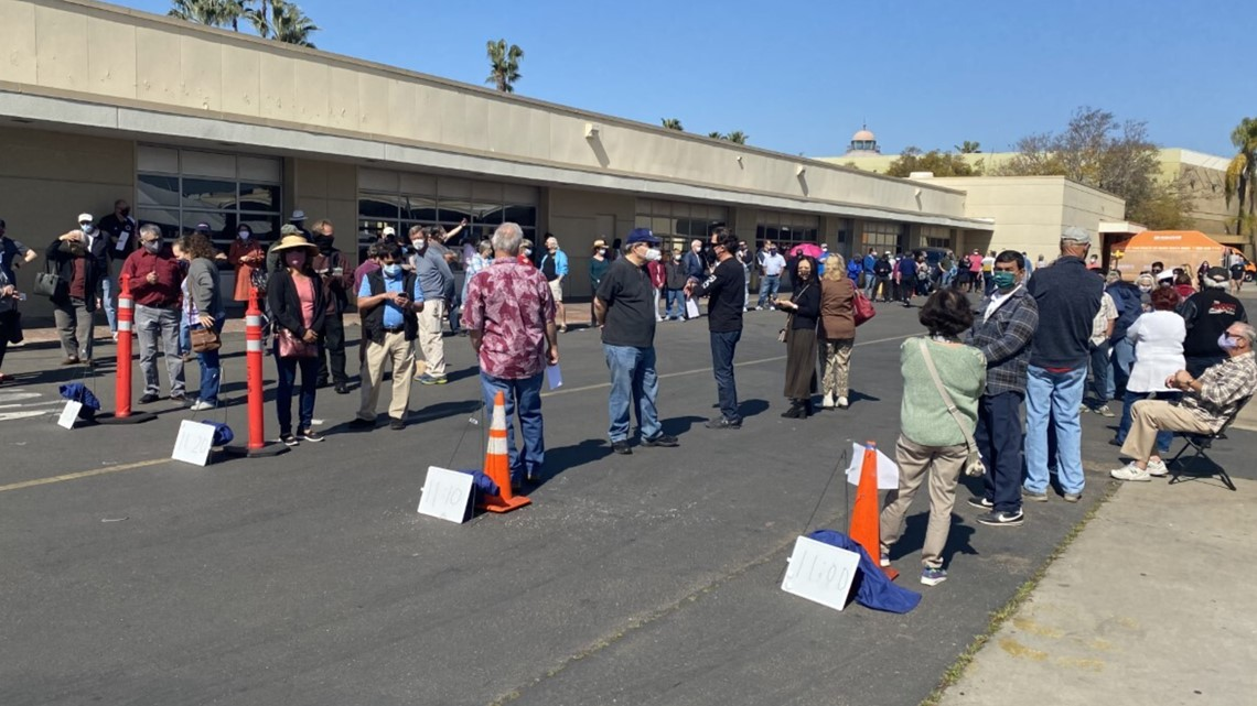 San Diego County's expanded COVID-19 vaccine eligibility launches Saturday