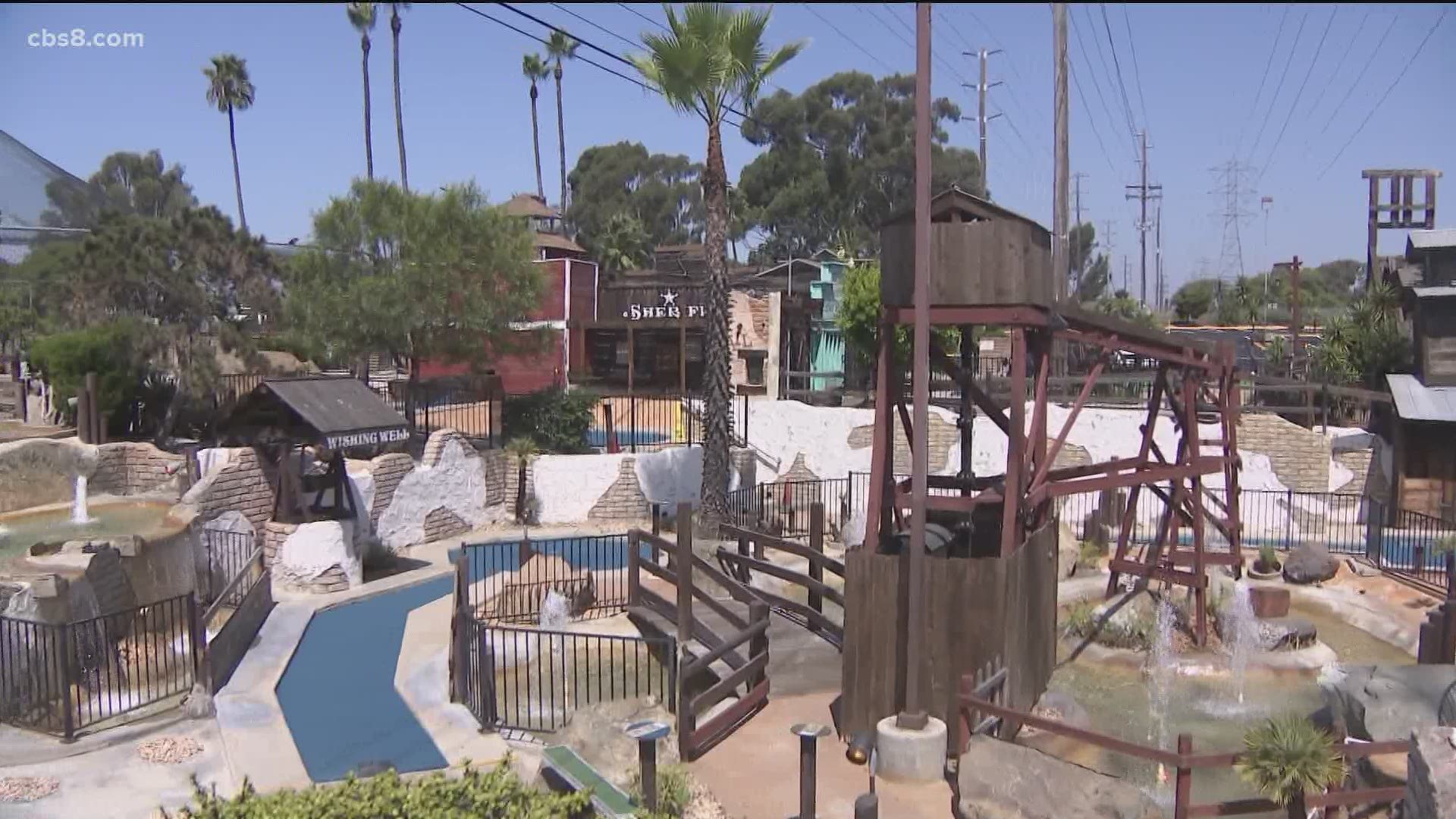 Family Fun Center Reopens In San Diego After 22 Years Cbs8 Com