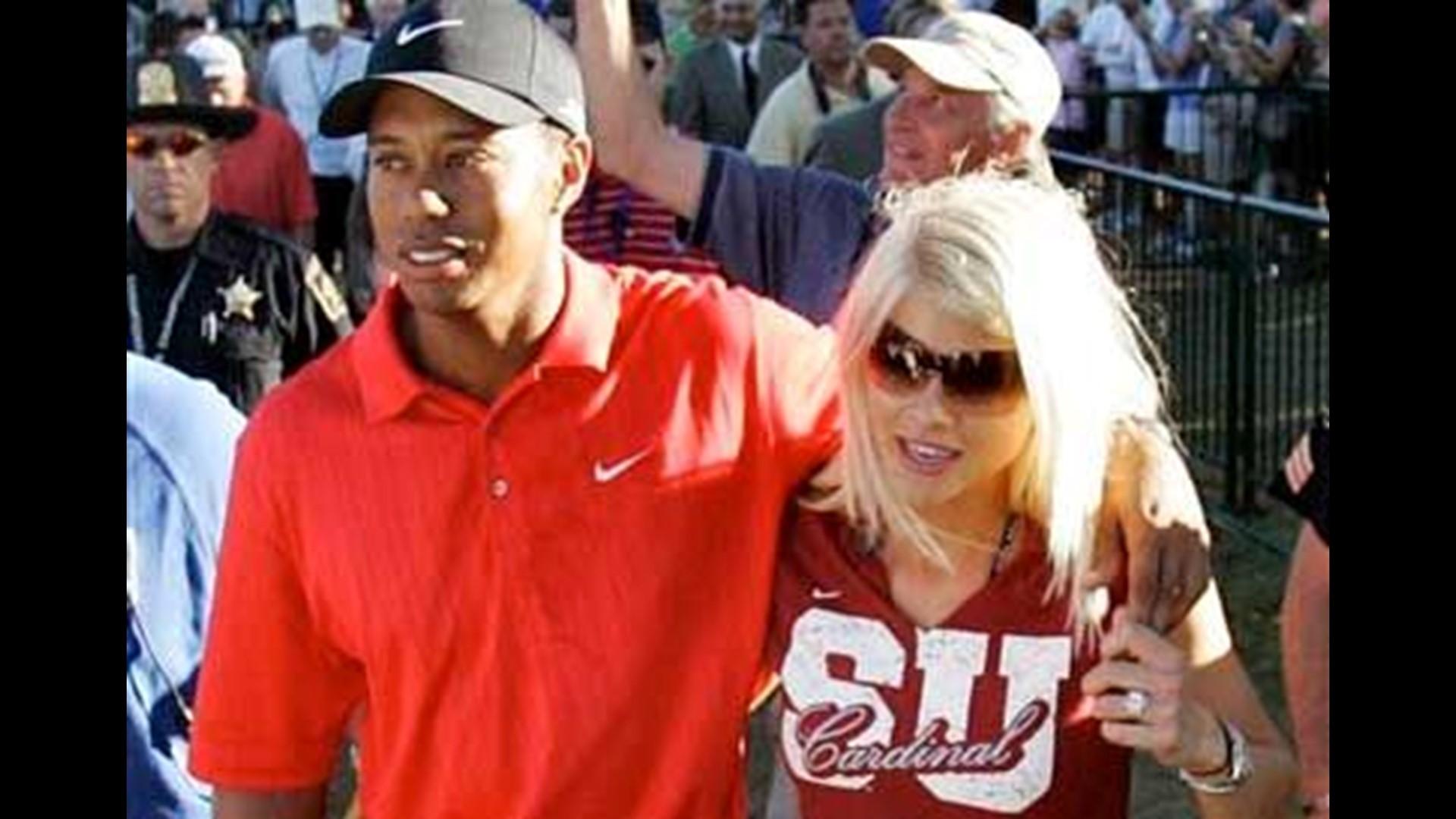 Tiger Woods, wife officially divorced   cbs8.com
