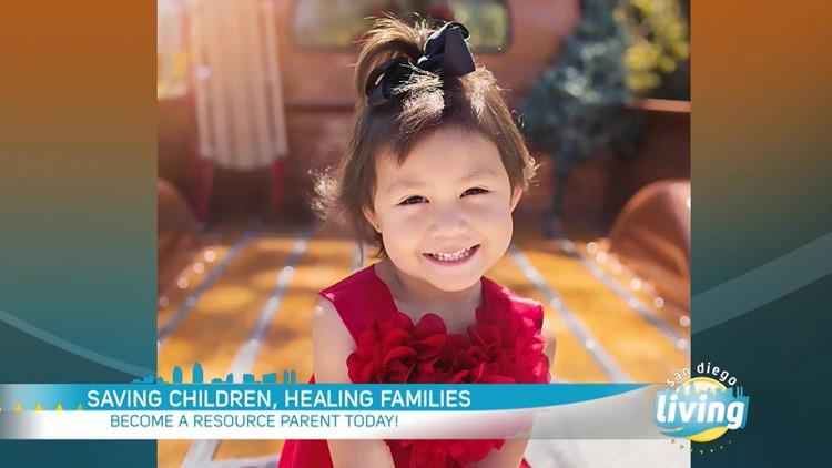 Saving children, healing families - Isabella's story