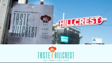 18th Annual Taste of Hillcrest: a great way to get to know the neighborhood
