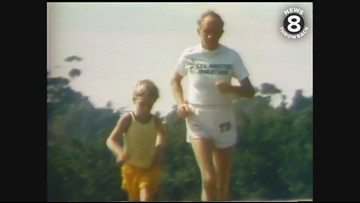 Marathon runners young and old prepare for Heart of San Diego marathon in 1978
