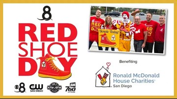 Red Shoe Day 2018