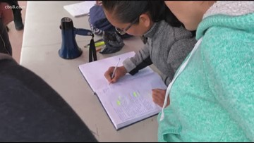 Beyond the Border: Asylum seekers wait in Tijuana shelters, cross into USA