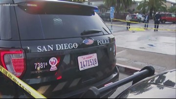 Woman dead, 1 person detained after shooting in City Heights