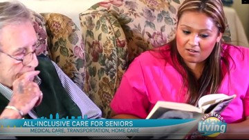 St. Paul's program of all-inclusive care for the elderly