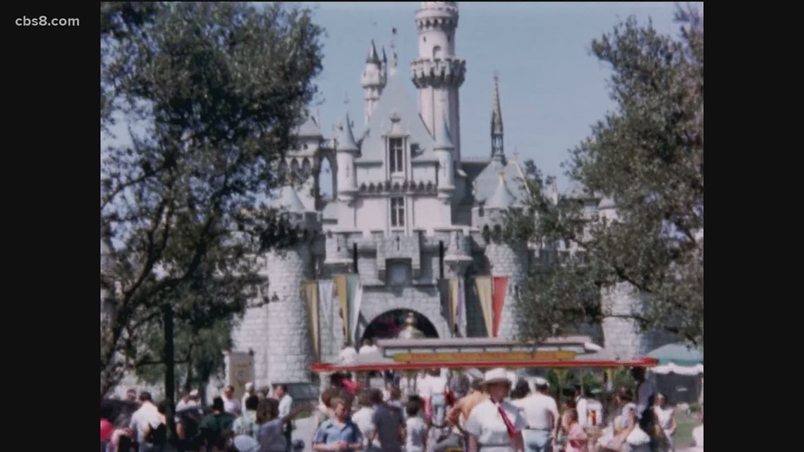 News 8 Throwback: Disneyland's opening day in 1955