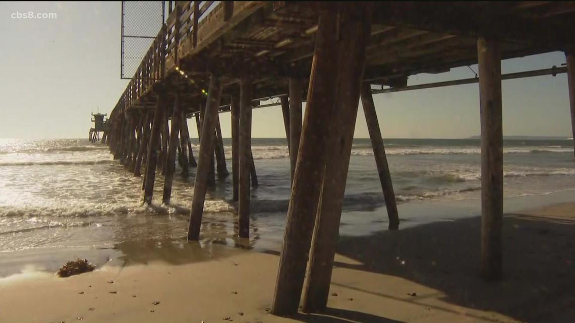 Imperial Beach Pier back open Saturday
