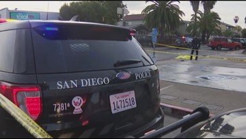 Man arrested after fatally shooting mother of his children outside City Heights home