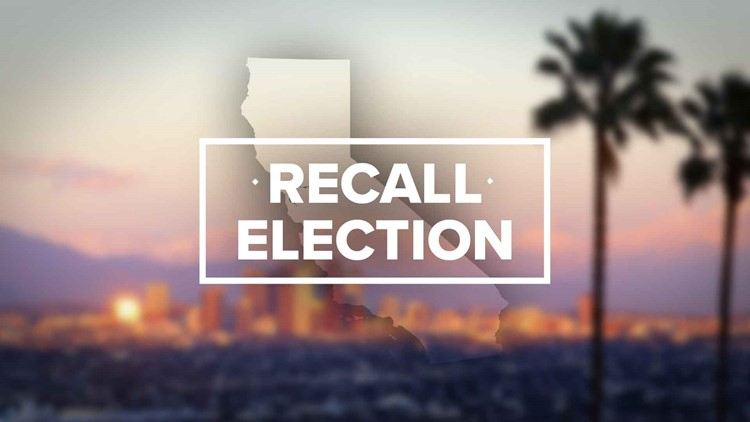 News 8 political analyst Laura Fink discusses recall election