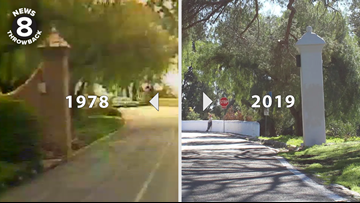 News 8 Throwback: 40-year challenge highlights Mission Hills then and now