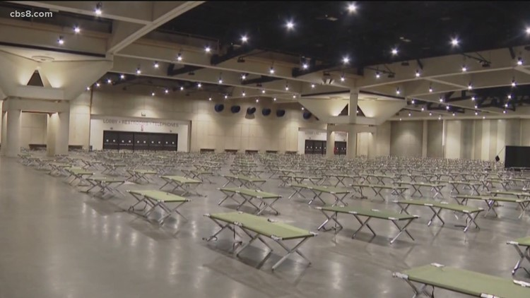 San Diego Convention Center migrant shelter closing July 15