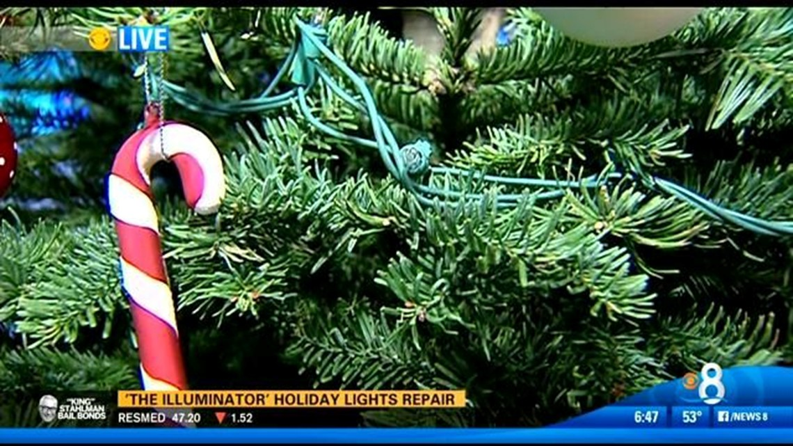 Christmas Lights Not Working There S A New Fix Cbs8 Com