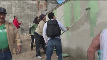San Diego teens raising money to build homes in Mexico