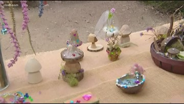 Fly to the Fairy Festival at the San Diego Botanic Garden