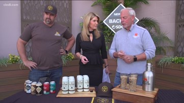"""Bitter Brothers Brewing Co debuts """"the Closer"""" IPA with Padres legend"""