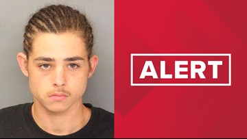 Fugitive with outstanding warrant known to frequent the Spring Valley and Carlsbad areas