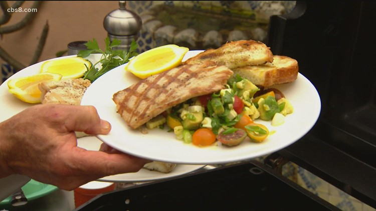 Cooking with Styles: Grilling Fish