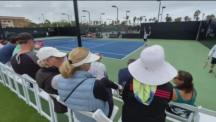 Association of Tennis Professionals Men's tour comes to San Diego for first time