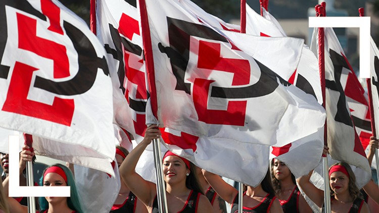 Saturday's Aztec football game against Nevada to be broadcast nationally on CBS 8