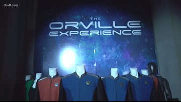 Orville Experience takes over Comic-Con