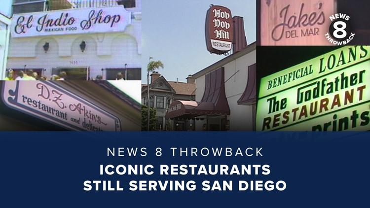 News 8 Throwback: Iconic restaurants still serving San Diego