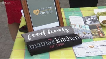 28th annual Mama's Day benefitting Mama's Kitchen this Friday
