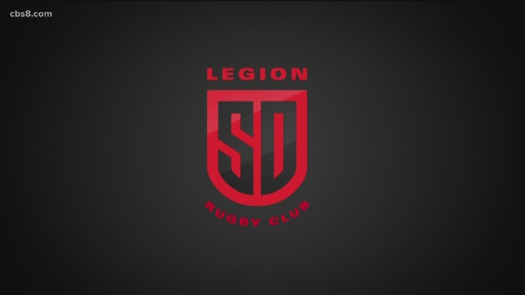 San Diego Legion Rugby team kicks off their season on Sunday