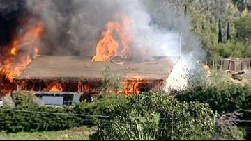 San Diego Explosive Ordinance Disposal CA Fire Dept Patch California