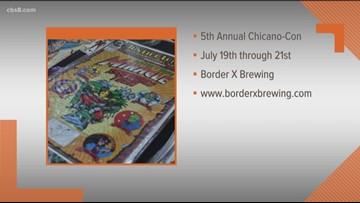 5th Annual 'Chicano-Con 2019' at Border X Brewing July 19-21