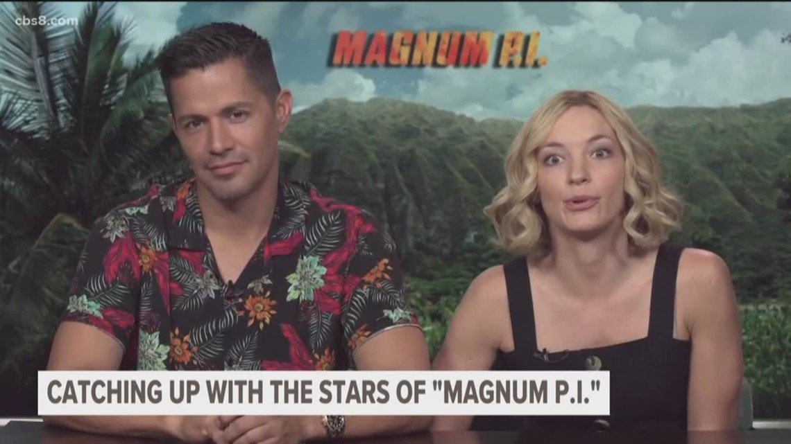 Catching up with the stars of Magnum, P.I.