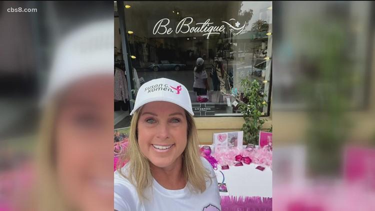 Susan G. Komen San Diego 'More Than Pink Walk' at Balboa Park