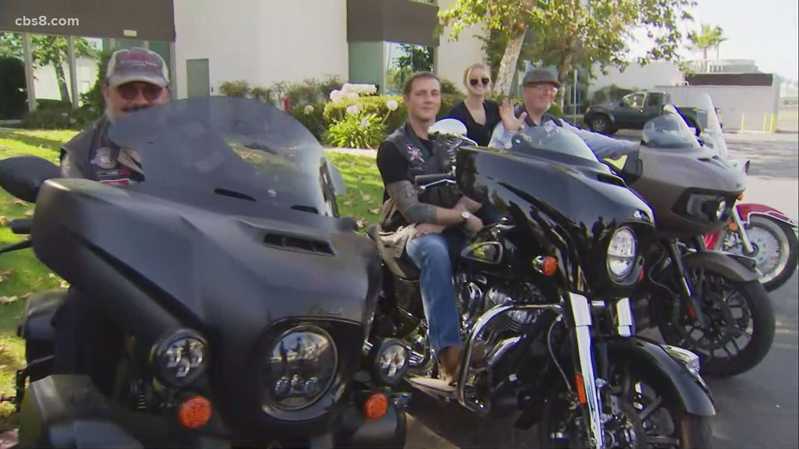 Rides4ALZ July 10: Motorcycle ride to benefit Alzheimer's San Diego