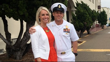 Trump restores Navy SEAL's rank, pardons two others